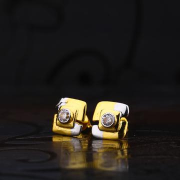 22kt Gold Designer Fancy Earring LSE136