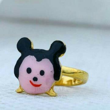 916 Unique Baccha Ring