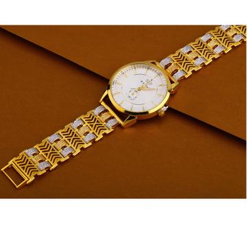 916 Gold Hallmark exclusive Gentlemen's Watch MW43