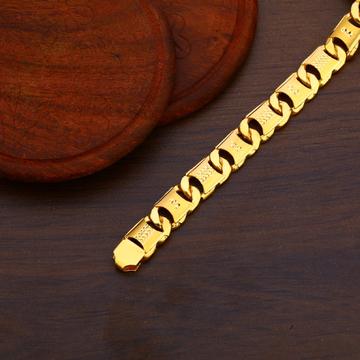 916 Gold Fancy Bracelet MPB170