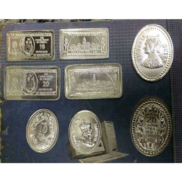 Oval Shape Coin And Lagdi Ms-2208