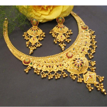 916 gold 22kt necklace RH-GN78