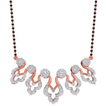 Buy hallmark diamond mangalsutra at royalediamods.com by