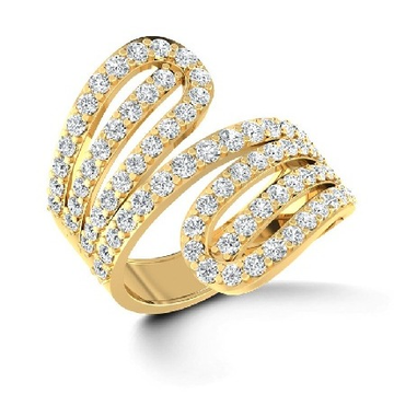 ANAYA CZ DIAMOND RING LR0012