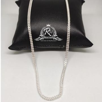 Silver gents daily work wear fancy chain rh-ch881
