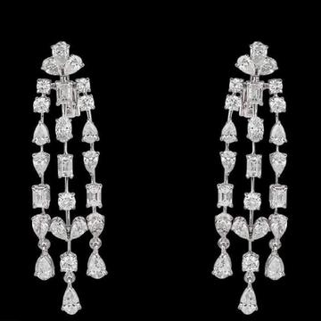 Diamonds EarringsJSJ0194