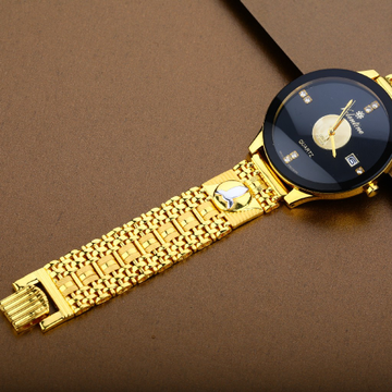 Mens Gold Watch-MW08