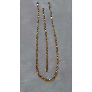 916 Gold Chain Lucky Set by