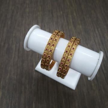 Gold Forming Bangles