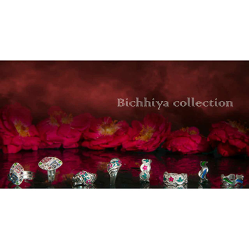 Premium Fancy Bicchiya - Toe Ring Ms-4026 by