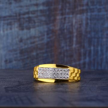 22kt Gold Ring MR468