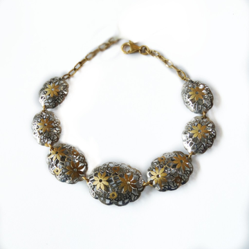 22k gold bracelet mga - gb004