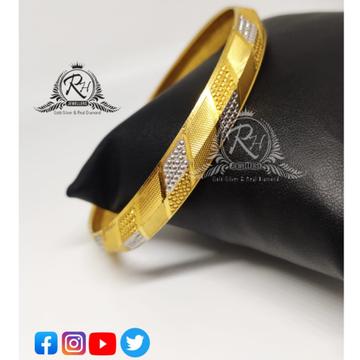 22 carat gold gents kada RH-KD630