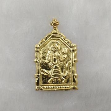 916 Gold Khodiyar Maa Pendant