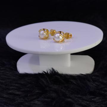 22KT/916 Yellow Gold Niraya Earrings For Women