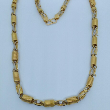 916 HM Gold Fancy Indo Chain MJ-CH-003