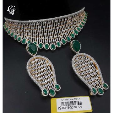 Beautiful Diamond Necklace#994