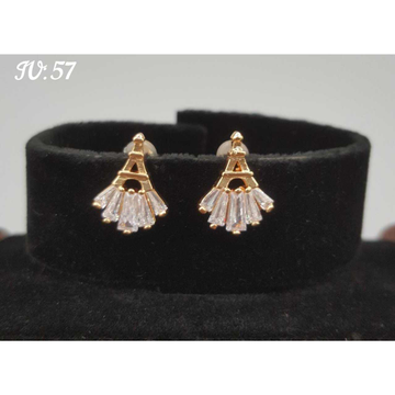 Beautiful Cz Earrings#990