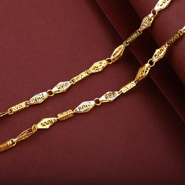 Men's Exclusive 916 Turkey Gold Chain - MTC35