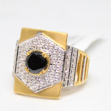 ring 916 hallmark gold daimond-6740 by