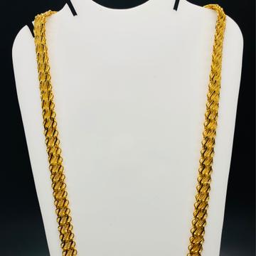 Gold Chain by Devika Art Jewellery