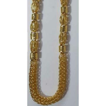 22KT Gold Hallmarked Indo Italian Chain