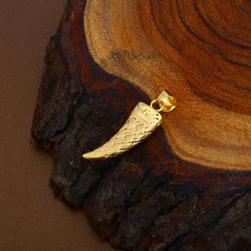 Nakh Gold Pendant-HLP103