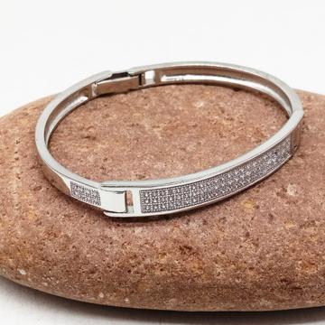 silver gents traditional gents bracelets RH-GB856
