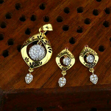 Beuty Shiner Pendant Set 916