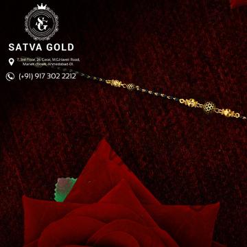 22KT Gold Bracelet SGB 09