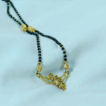 antique mangalsutra by