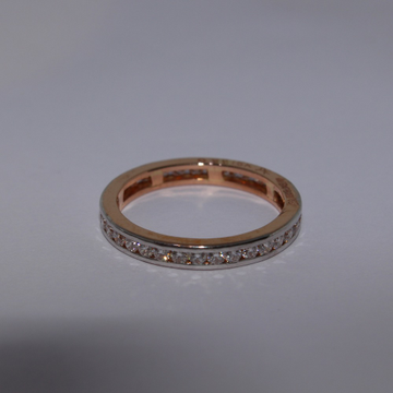 18K gold diamond ring agj-lr-287