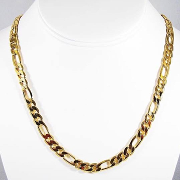 22kt yellow gold fancy sachin chain jkc005