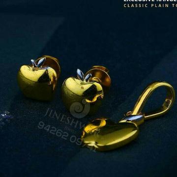 Classic Plain Gold Casting Tops CTG -0205