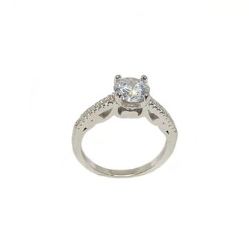 925 Sterling Silver Designer Ring MGA - LRS3451