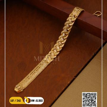 22k/916 GOLD MEN LUCKY