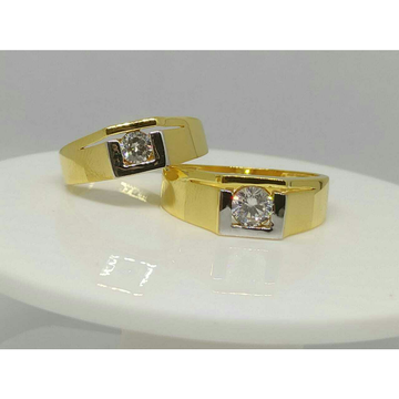 22Kt 916 Gold Couple Ring by