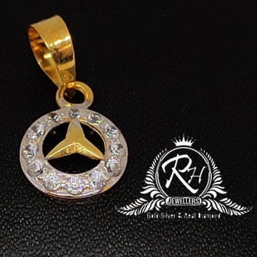 22 carat gold antic mercedes daimond RH-PL961