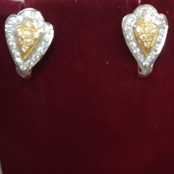916 hallmarked Earrings YU6382
