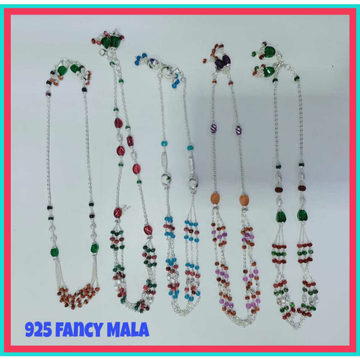 92.5 Coloring Pearl Indian Fancy Mala Ms-3353