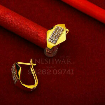 18kt Fancy Cz Work Were Ladies Bali ATG -0256