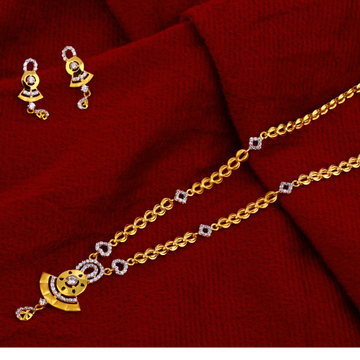 916 Gold EXCLUSIVE  Chain  Necklace CN92