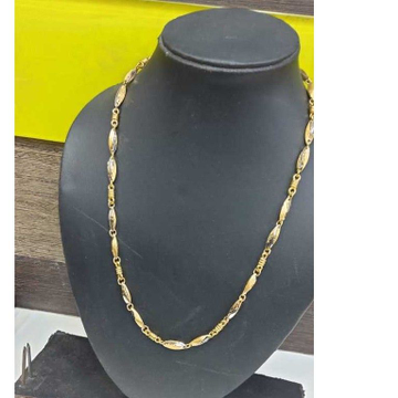 22k Gents Fancy Gold Chain G-9002