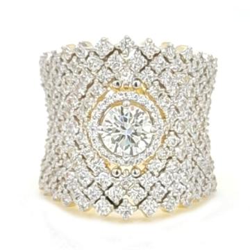 Creative diamond ring jsj0201