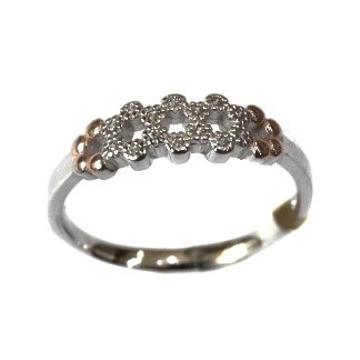 925 Sterling Silver Ring MGA - SR0061