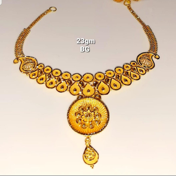 Fancy set by Aaj Gold Palace
