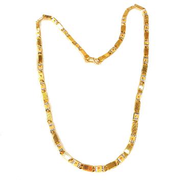 One gram gold forming chain mga - gf004