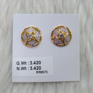 Earring 22kt/916 ER8570