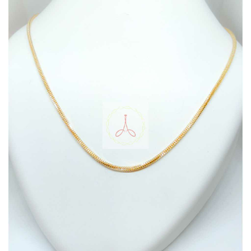 18c Gold Italian Chain