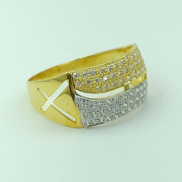 22kt/916 special light weight wedding gents ring by Shree Sumangal Jewellers